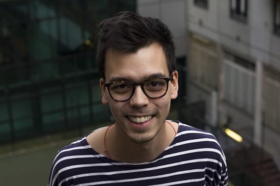 Dorian Reunkrilerk, PhD Candidate